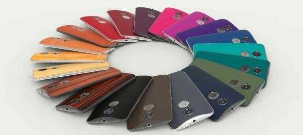 Nowe smartfony Motoroli /materiały prasowe