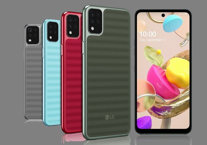 Nowe smartfony serii K /materiały prasowe
