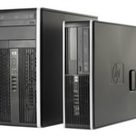 Nowe stacjonarne komputery HP Compaq