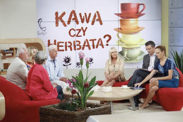 """""""Kawa czy herbata?"""" obchodzi w tym roku 20-lecie istnienia na antenie TVP 1"""