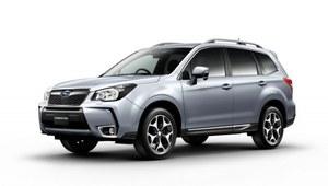 Nowe Subaru Forester - zdjęcia