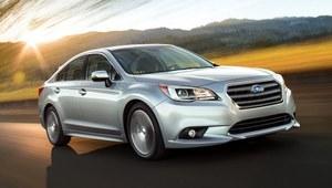 Nowe Subaru Legacy - informacje i zdjęcia