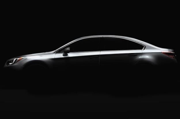 Nowe Subaru Legacy /