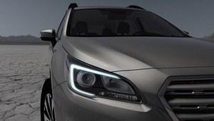 Nowe Subaru Outback - zapowiedź