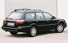 Nowe Subaru Outback /INTERIA.PL