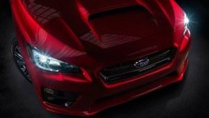 Nowe Subaru WRX - zapowiedź