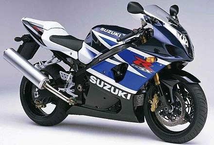 Nowe Suzuki GSX-R 1000 /INTERIA.PL