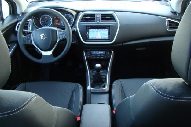 Nowe Suzuki SX4 /INTERIA.PL