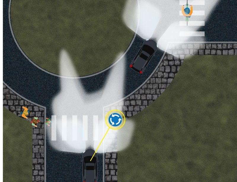 Nowe światła maja brać pod uwagę również znaki drogowe /