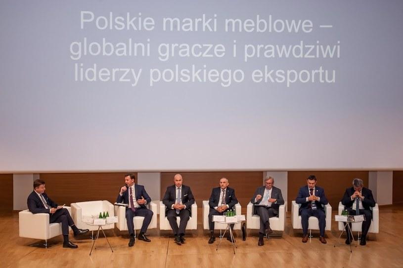 Nowe szanse przed branżą meblarską /Ireneusz Rek /INTERIA.PL
