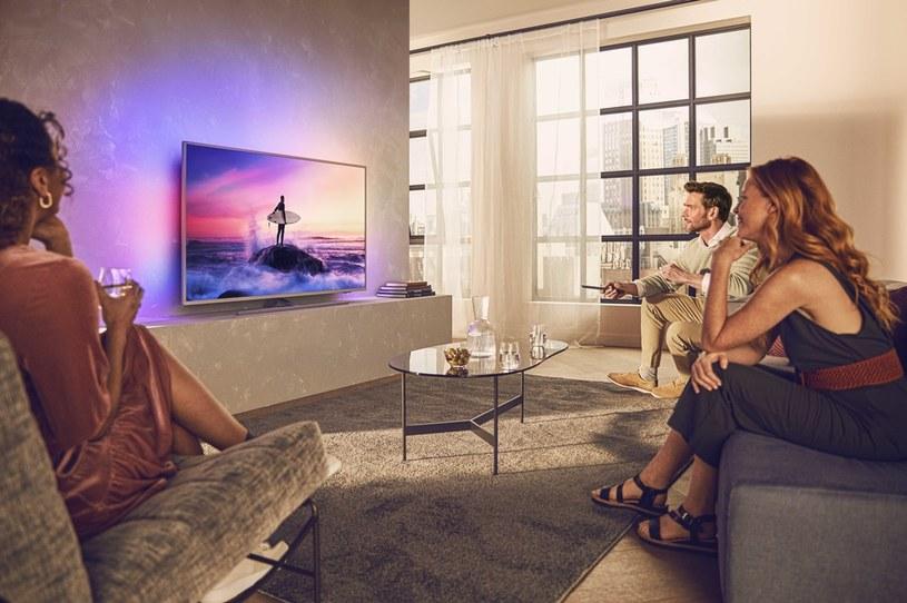 Nowe telewizory Philips /materiały prasowe