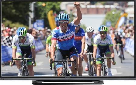 Nowe telewizory Sharp AQUOS - ciekawy stosunek jakości do ceny /materiały prasowe