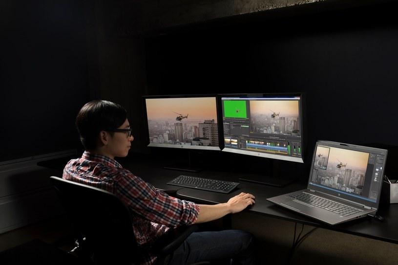 Nowe urządzenia HP /materiały prasowe