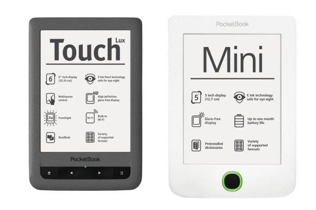 Nowe urządzenia PocketBook na targach IFA 2013 /materiały prasowe