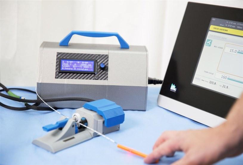 Nowe urządzenie Zortrax do operowania żył /materiały prasowe