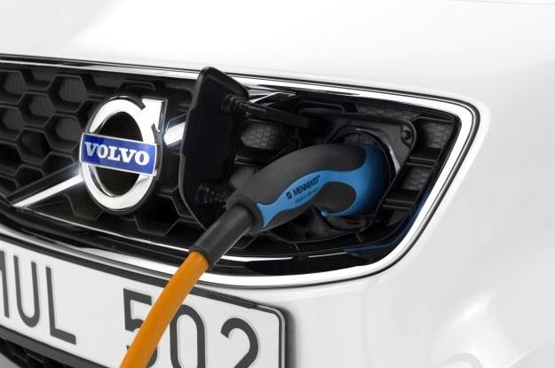 Nowe Volvo C30 powstało przy współpracy z firmą Siemens /materiały prasowe