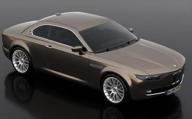Nowe wcielenie BMW 2000 CS /