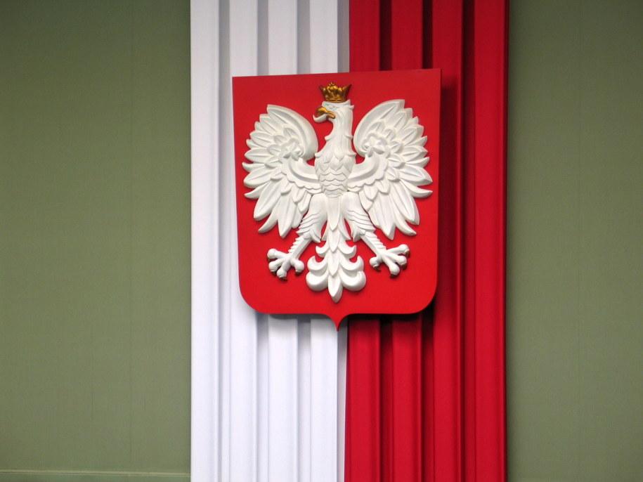 """Nowe wersje orła mogą być źle przygotowane - podaje czwartkowa """"Rzeczpospolita"""". /RMF FM /Archiwum RMF FM"""