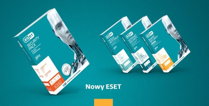 Nowe wersje programów ESET /materiały prasowe