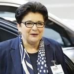 """Nowe władze MSWiA chcą, by Teresa Piotrowska odpowiedziała za podwyżki """"na odchodne"""""""