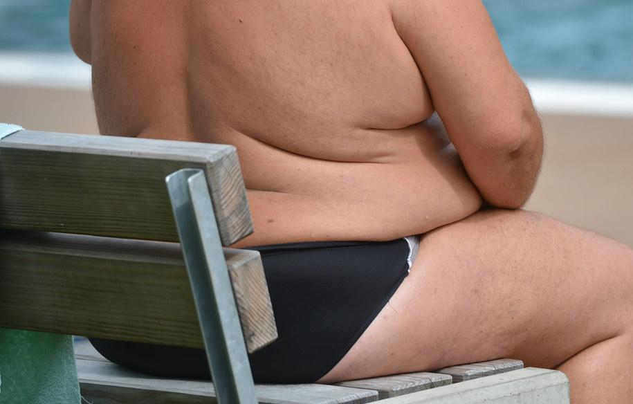 Nowe wyniki badań ws. otyłości / Franziska Kraufmann /PAP/EPA