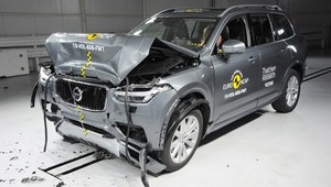 Nowe wyniki testów zderzeniowych Euro NCAP