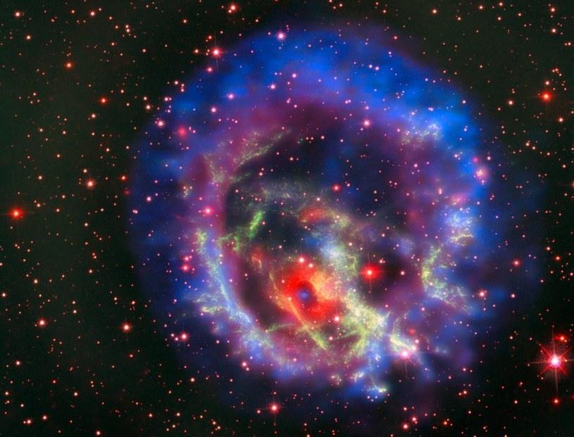 Nowe zdjęcie Małego Obłoku Magellana /materiały prasowe