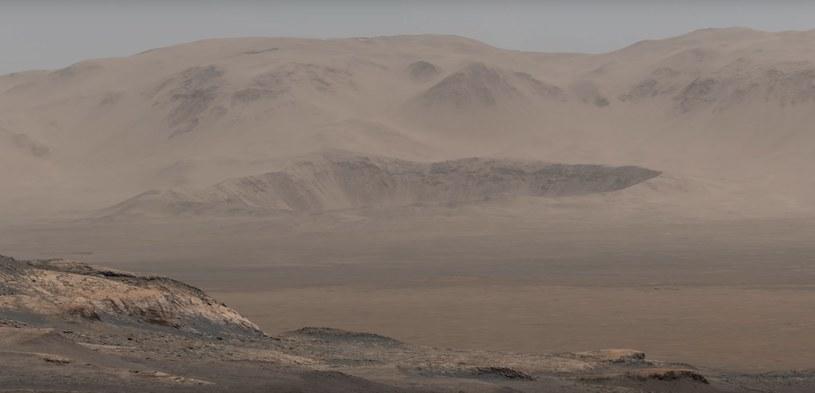 Nowe zdjęcie Marsa /NASA