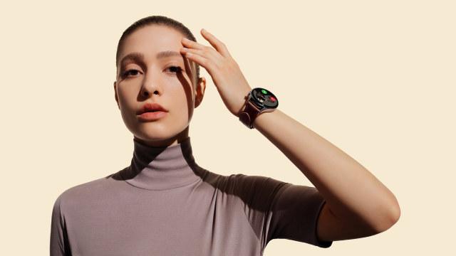 Nowe zegarki Huaweia /materiały prasowe