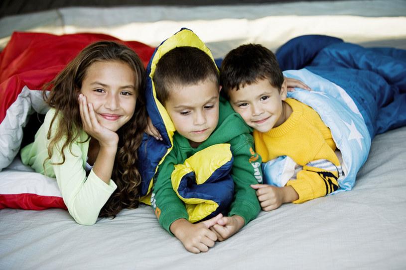 Nowe znajomości i zabawa non stop - dla dzieci kolonie to prawdziwa frajda /© Panthermedia