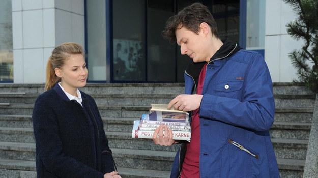 """Nowego chłopaka Oli Zimińskiej poznamy w 2112. odcinku """"Na Wspólnej"""" /Agencja W. Impact"""