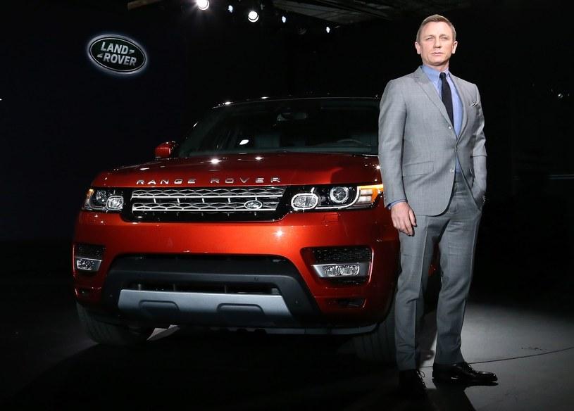 Nowego Range Rovera poleca sam James Bond. To wystarczająca rekomendacja... /AFP