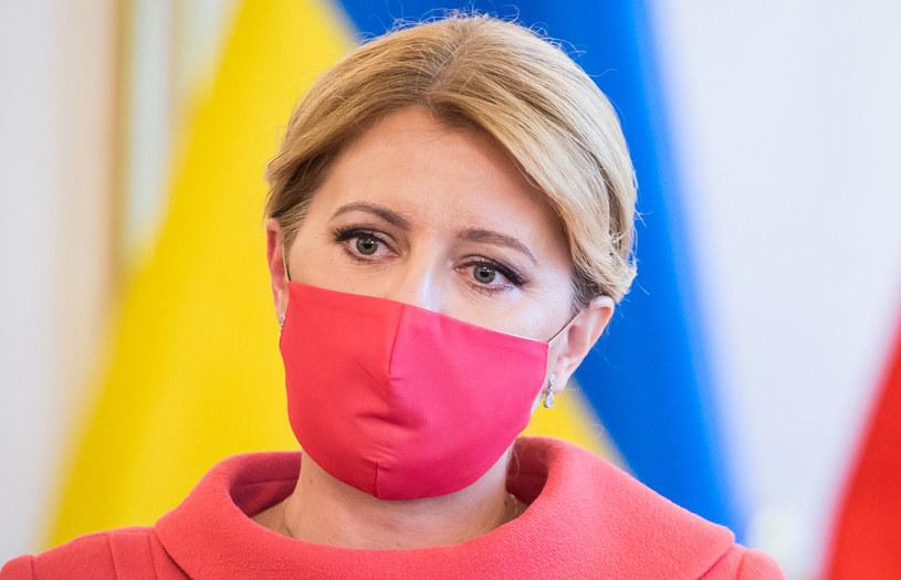 Nowelizację podpisała prezydent Zuzana Czaputova /VLADIMIR SIMICEK  /AFP
