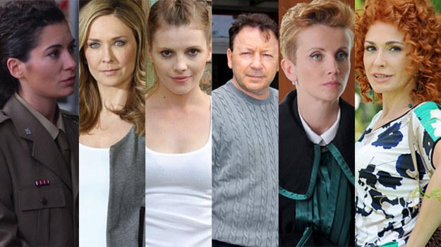 Nowi bohaterowie sporo namieszają w ulubionych serialach! /Agencja W. Impact