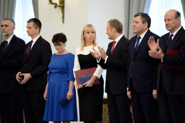 Nowi ministrowie powołani. Jeszcze nie wszyscy