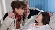 Nowikowa urządzi szopkę przed córką