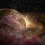Nowo narodzone planety wokół młodej gwiazdy