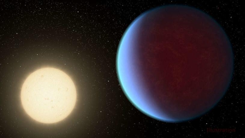 Nowo odkryta superziemia może być podobna do 55 Cancri e, czyli diamentowej planety /NASA