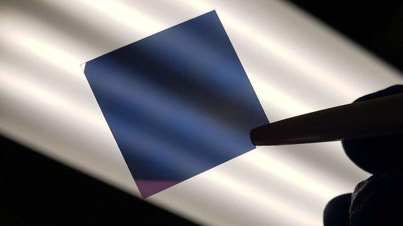Nowo opracowany materiał może zrewolucjonizować mikroskopię świetlną /materiały prasowe