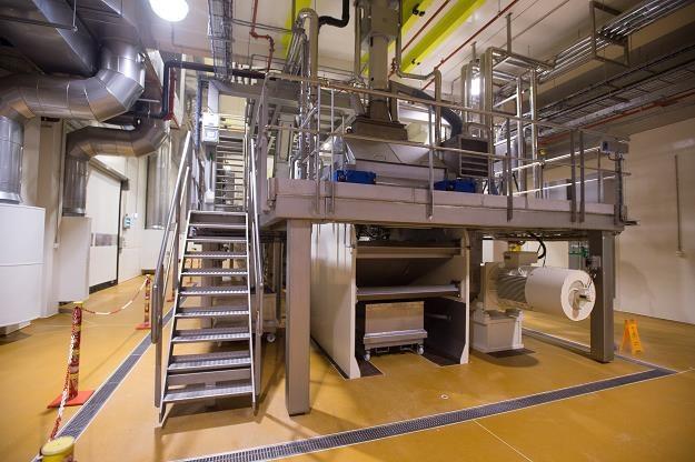 Nowo otwarta fabryka chipsów Pringles w Kutnie /PAP