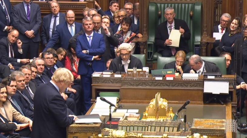 Nowo wybrana Izba Gmin rozpoczęła pracę /UK PARLIAMENTARY RECORDING UNIT /PAP/EPA