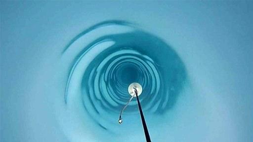 Nowo wydrążony otwór ma rekordowe 2 km głębokości /materiały prasowe