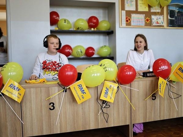 Nowoczesna pracownia językowa dla szkoły w Wapnie!