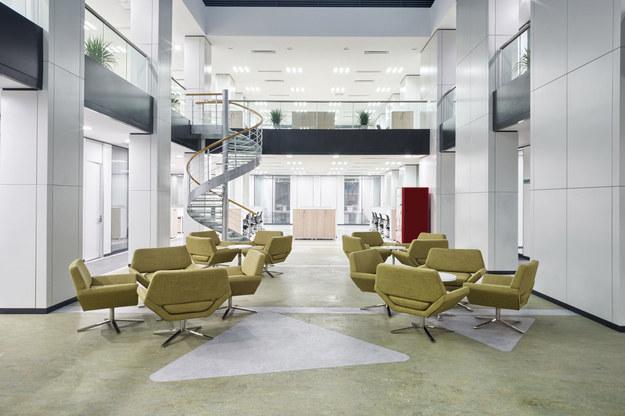 Nowoczesne biura powinny mieć strefy relaksu? /123RF/PICSEL