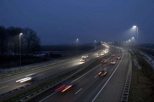 Nowoczesne oświetlenie typu LED /
