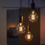 Nowoczesne oświetlenie w stylu retro