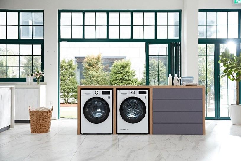 Nowoczesne pralki posiadają funkcje, dzięki którym nie musimy już tak często korzystać z pralni chemicznych /materiały prasowe