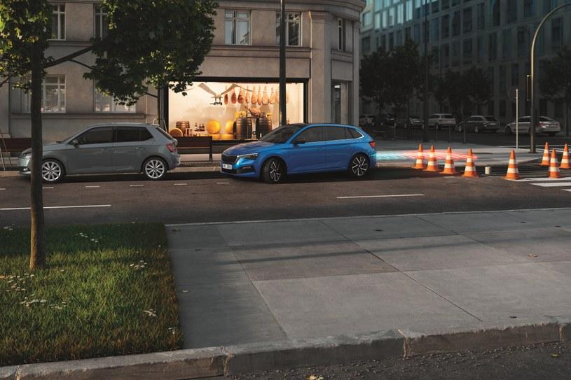 Nowoczesne samochody dbają o komfort kierowcy i bezpieczeństwo na drodze / fot. ŠKODA /materiały promocyjne