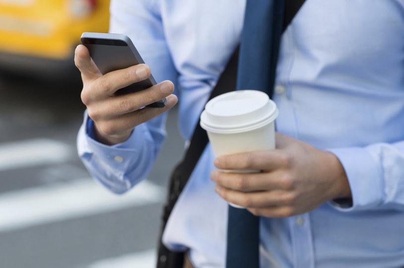Nowoczesny smartfon do biznesu /materiały prasowe