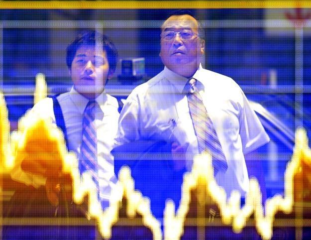 Nowojorska giełda, symbol światowego kapitalizmu, jest oparta na nieuczciwej przewadze kilku graczy /AFP